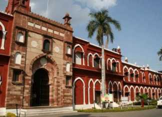 action should be against who want to destroy image of amu