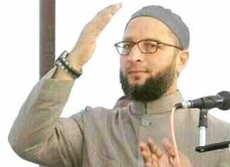 SP lowered underdog candidate in the heartland Owaisi,
