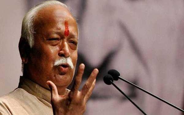 Bhagwat repeated, will have to build the temple