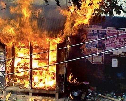 After the violence in Malda strain intact, detained BJP MLA