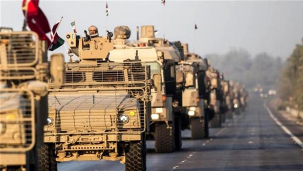 after saudi arabia UAE is ready for sending army in syria