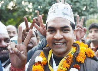 life threaten for aap minister kapil mishra