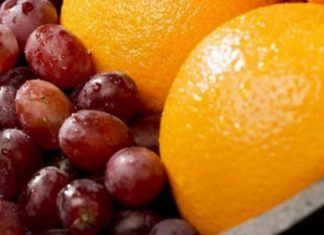orange and grapes will control your diabetes