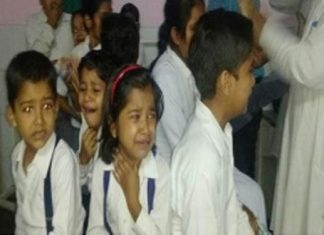 up gas leak in shamali sugar mill more than 500 children unconscious 30 condition serious