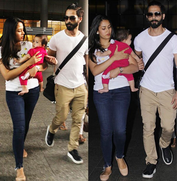 shahid kapoor will leave home