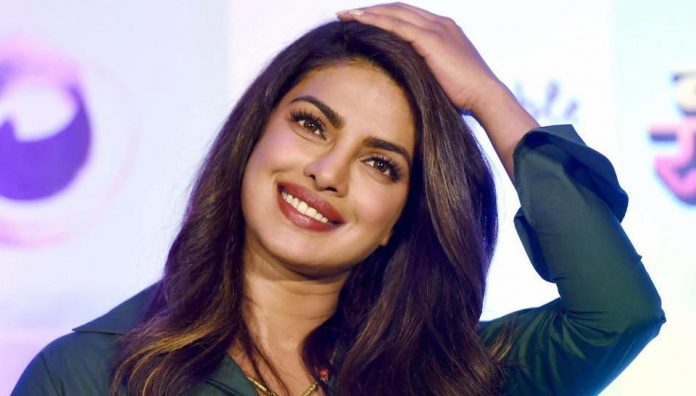 priyanka chopra during a promotional event 2322c724 a2bb 11e7 ab18 a47b6e18222b